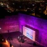 David Lagos. Castillo de Gibralfaro. Málaga. Fotografía © Daniel Pérez - Teatro Cervantes