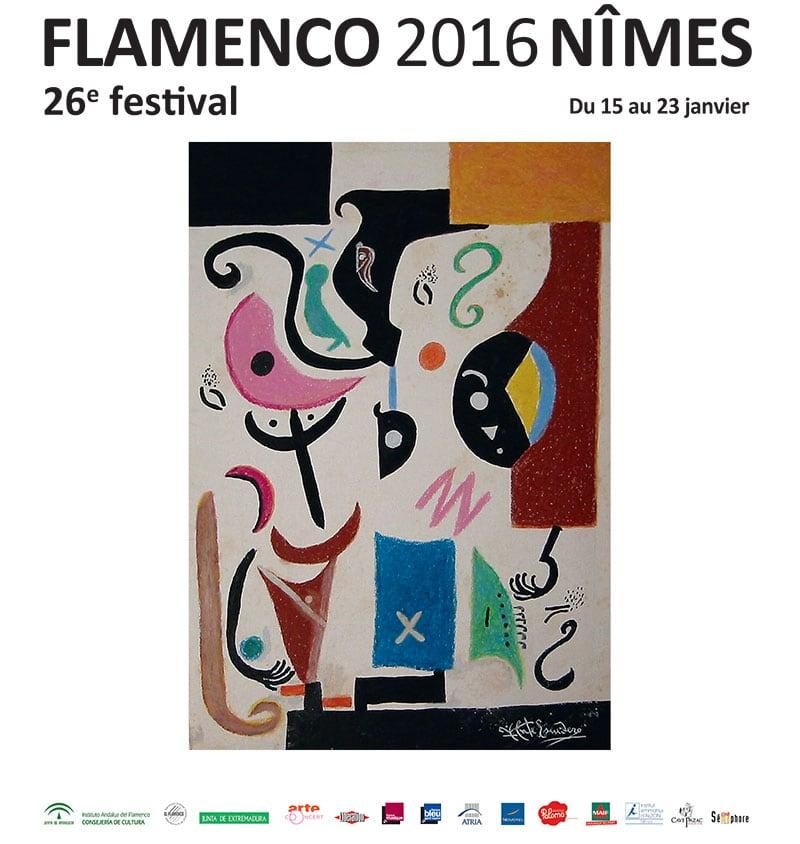David Lagos presenta 'Made in Jerez' en el Festival de Nimes 2016