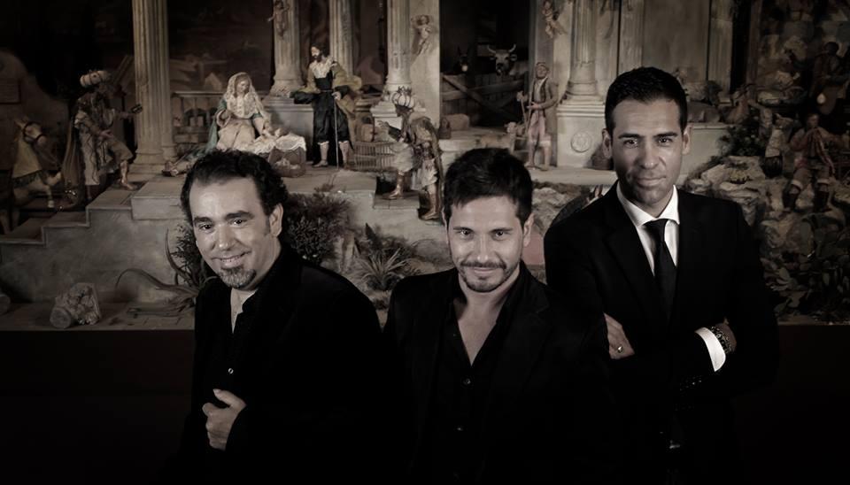 QUE SUENEN CON (+) ALEGRÍA, CON ISMAEL JORDI; DAVID DE MARÍA  Y DAVID LAGOS