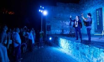 """""""Dejen paso a David Lagos"""". Reseña del concierto en Málaga, ciclo Terral"""