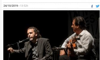 Eldiario.es:  David Lagos actualiza la tradición del cante en su disco «Hodierno»