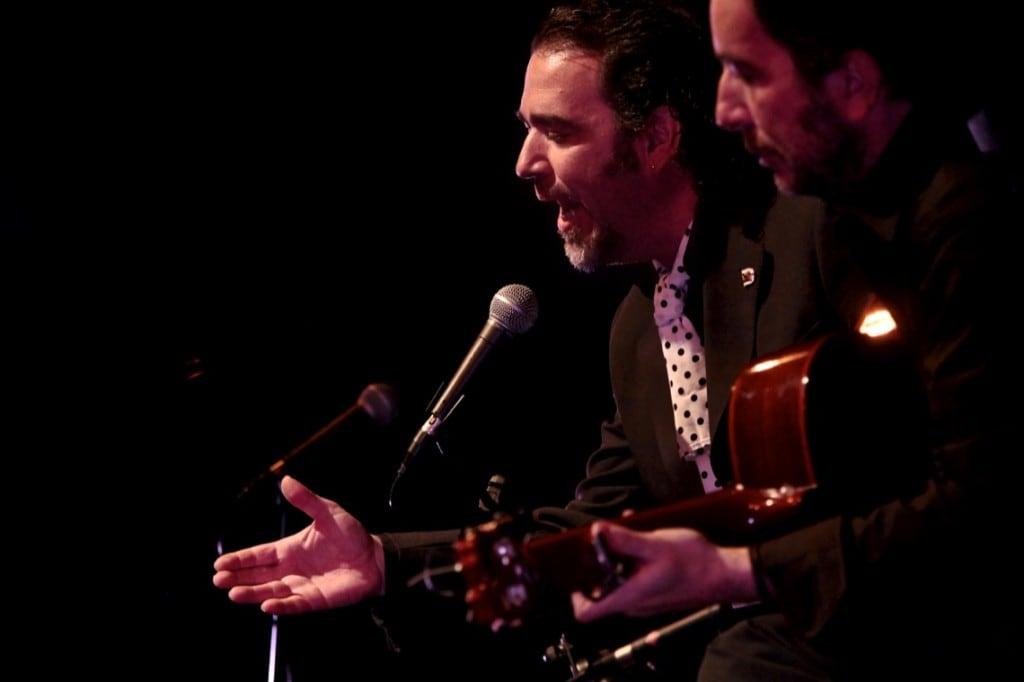 David Lagos presenta su recital con Alfredo Lagos en el Festival Terral de Málaga