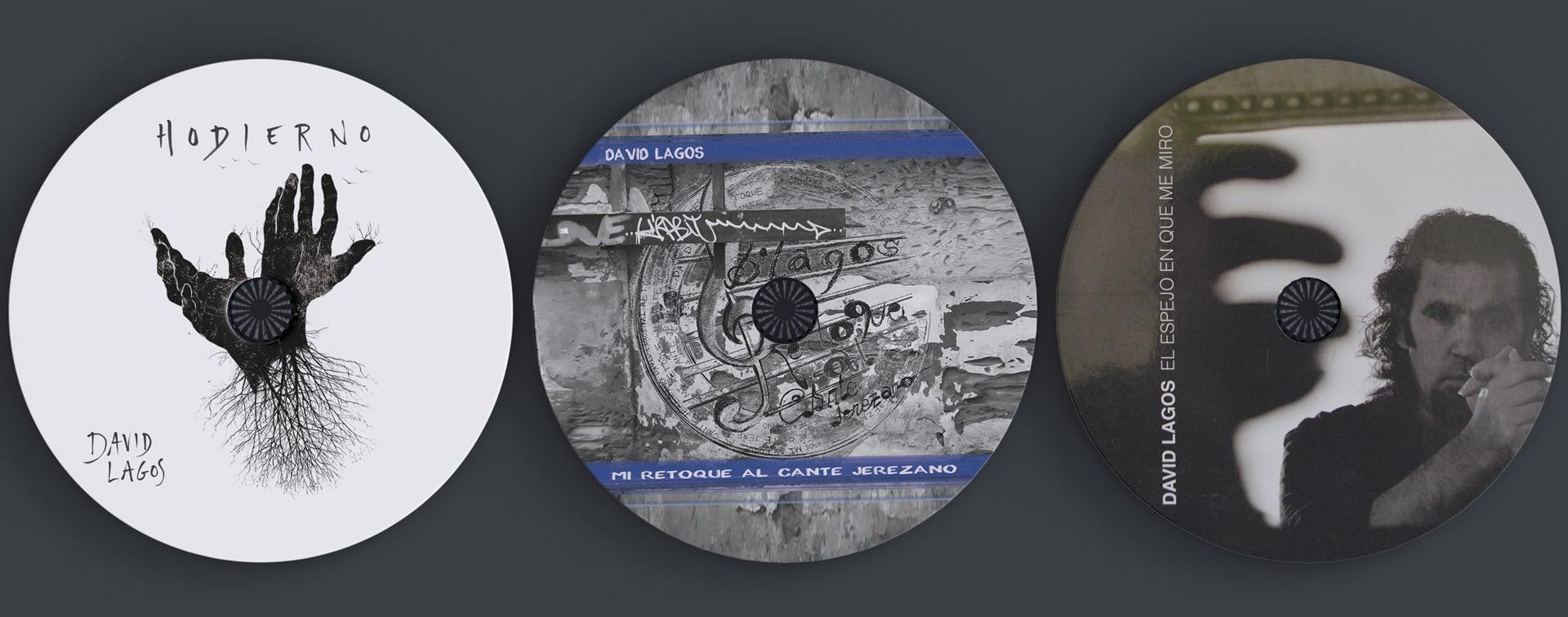 Pack 3 CDs
